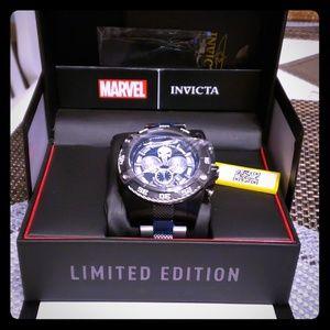 Marvel invicta punisher watch